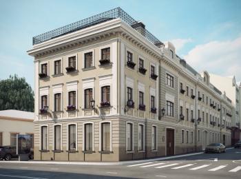 Новостройка ЖК Palazzo Остоженка, 12